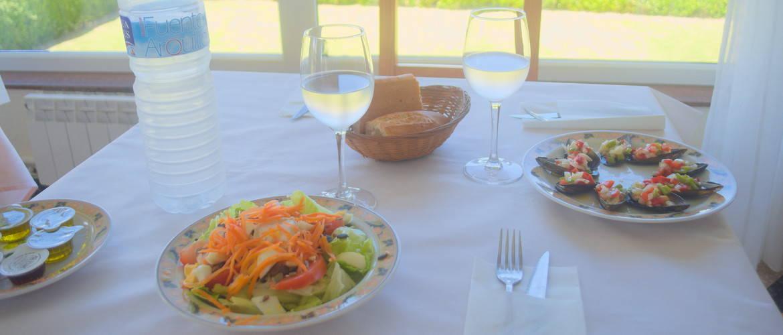 Menú Gratis Reserva con Hotel Costa de Ajo